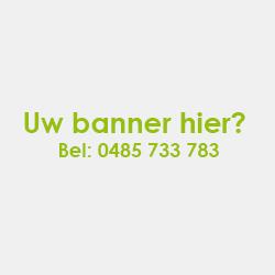 Uw banner hier
